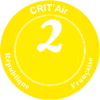 Vignette CRIT'AIR 2